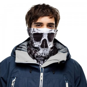 Chusta Buff Original US Skull Rider Multi