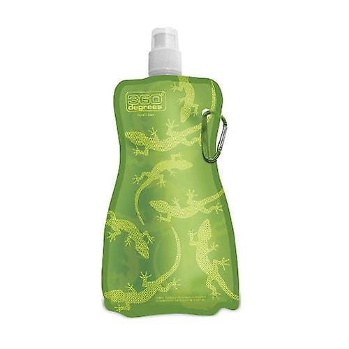 Miękka butelka 360 Degrees Flexible Drink Bottle 750 ml Zielona